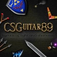 CSGuitar89′s free Zelda album