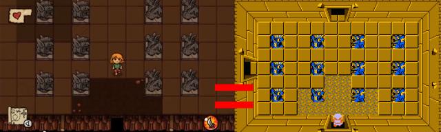 ittledew loz dungeon