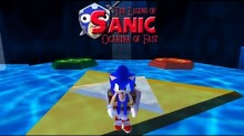 The Legend of Sanic: Ocarina of Fast