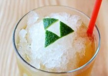 Care for a Triforce in your drink?