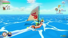 Wind-Waker-HD red sail