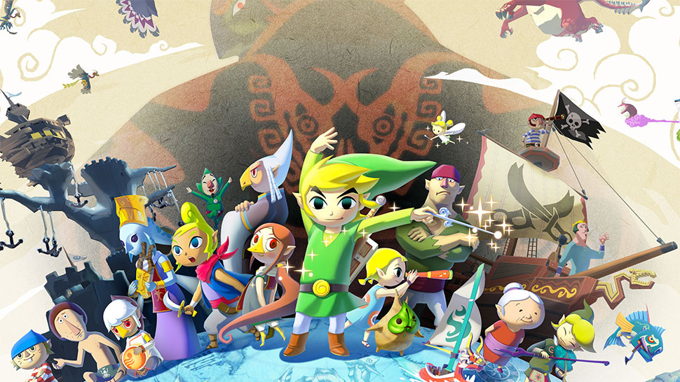 Detonado - The Legend of Zelda: The Wind Waker HD