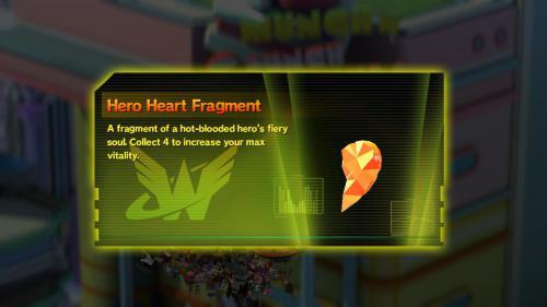 Hero Heart Fragment