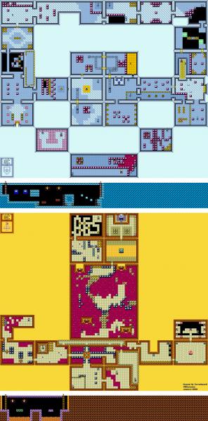 Sword & Shield Maze