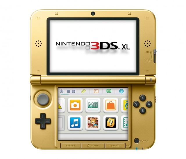 Zelda Nintendo 3DS XL 2