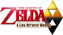 17. The Legend of Zelda - A Link Between Worlds