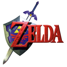 Ocarina of Time logo