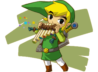 character-link-flute