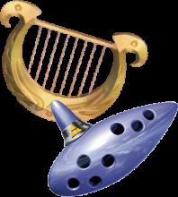 instrumentsinzelda