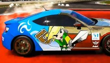 windwaker car