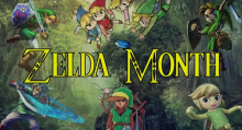 Zelda Month Title Card