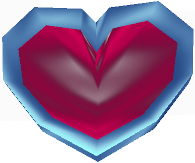 Image result for zelda heart container