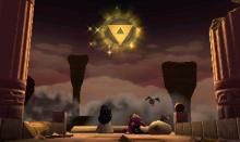 Lorule's Triforce