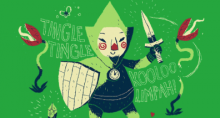 The Legend of Tingle