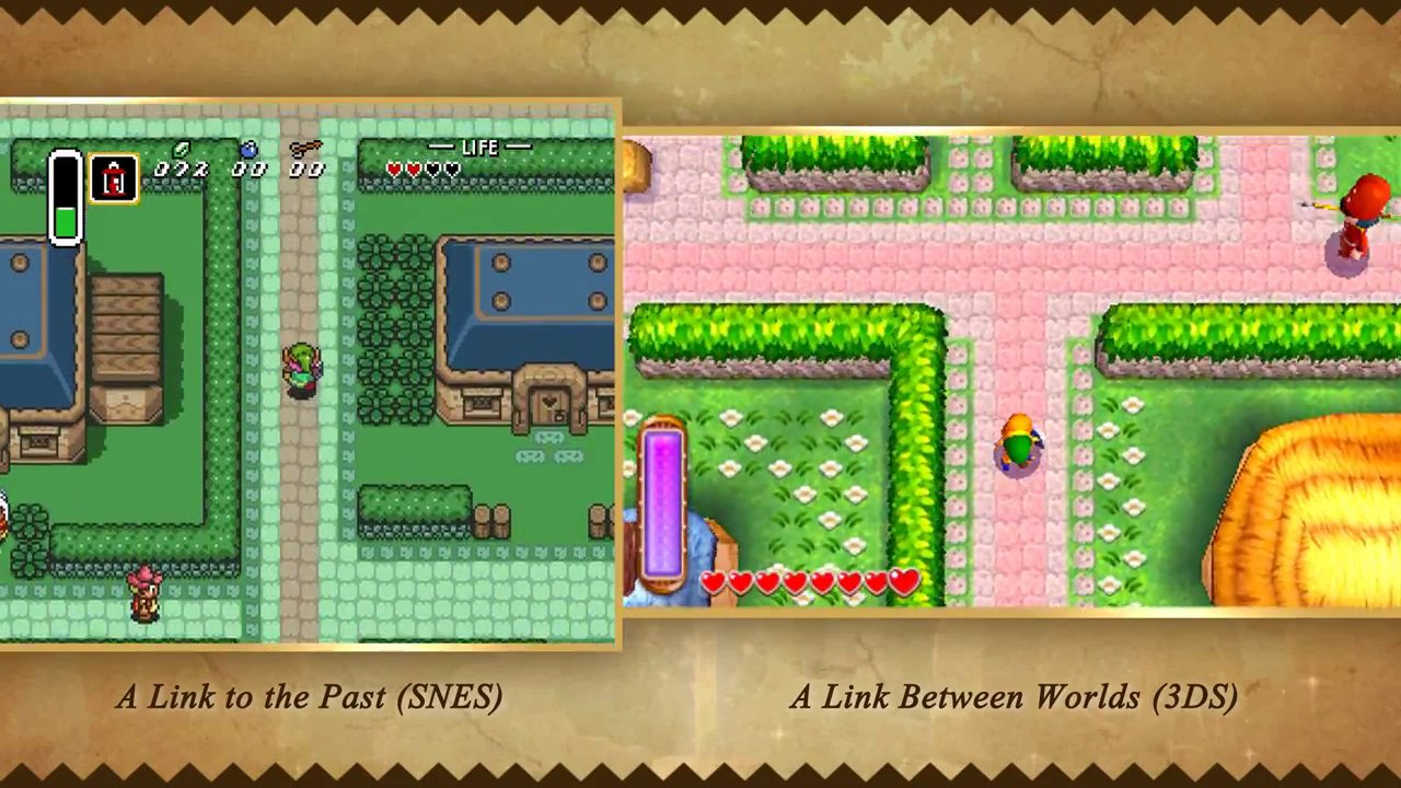 Did A Link Between Worlds feel too Familiar? - Zelda Dungeon