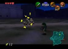 Zelda Combat
