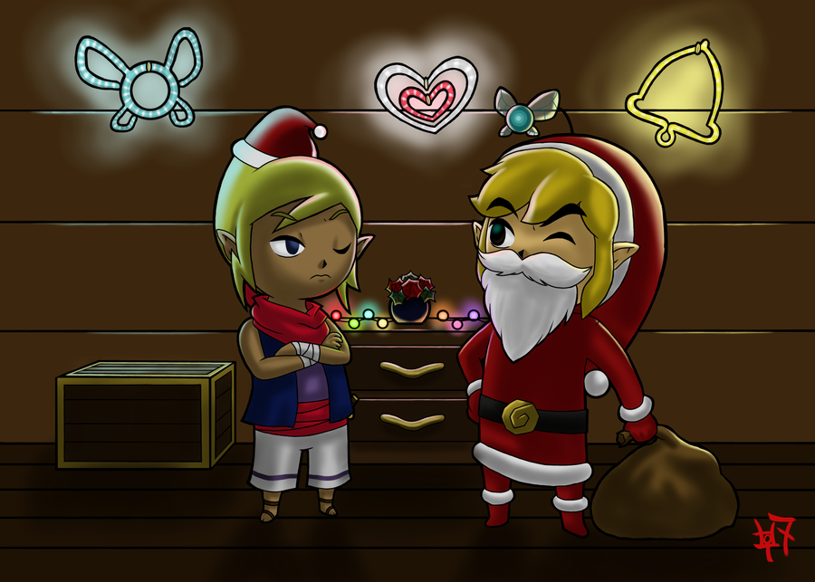 Christmas Editorial #3: Christmas in Hyrule part two – Zelda Dungeon