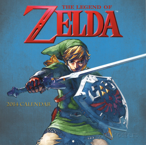 the-legend-of-zelda-2014-calendar