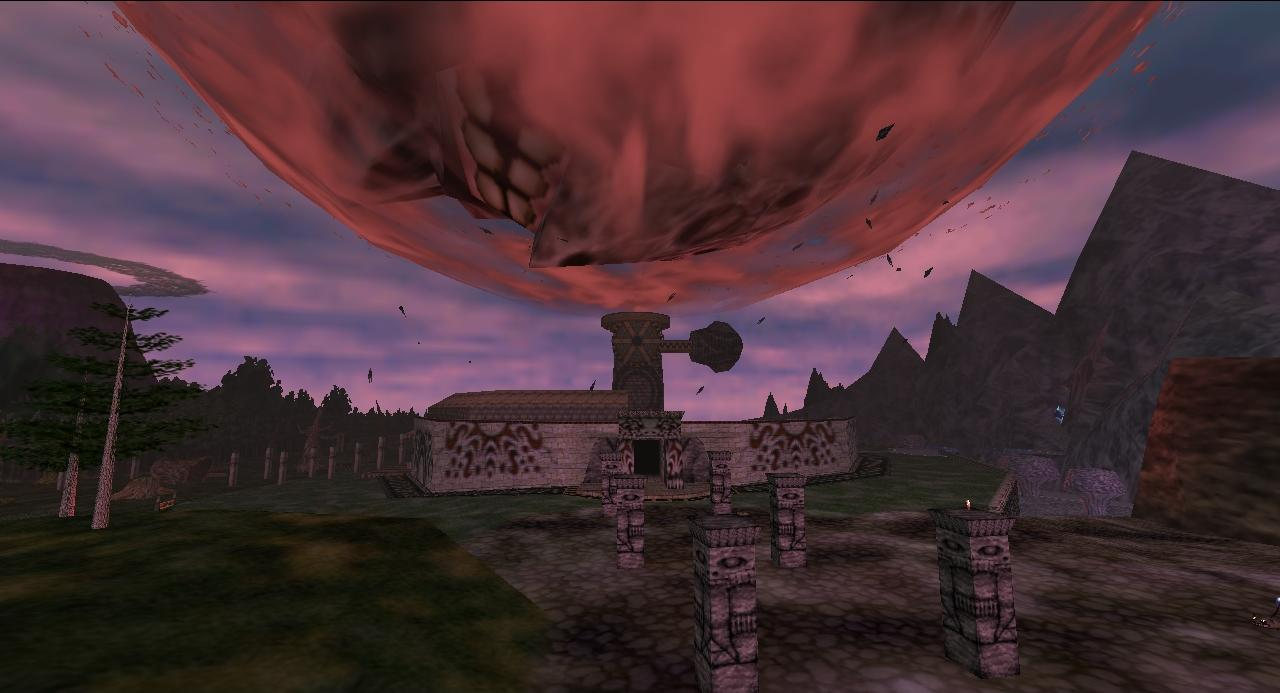 Link's Quest in Majora's Mask Can't Possibly be Pointless – Zelda ...