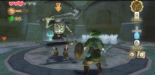 Zelda Motion Controls