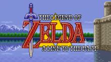 Link to the Past logo