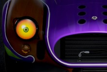 Majora's Mask themed car