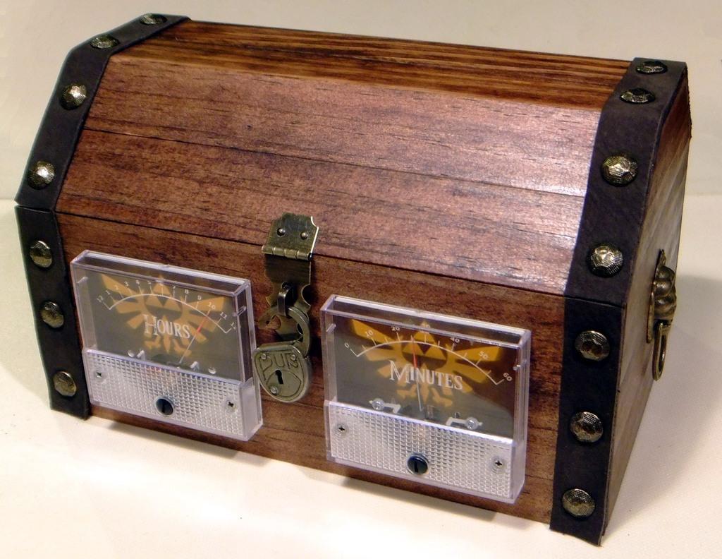 Collection Spotlight The Ticking Treasure Box Zelda Dungeon