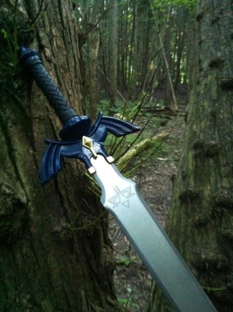 Master sword 2