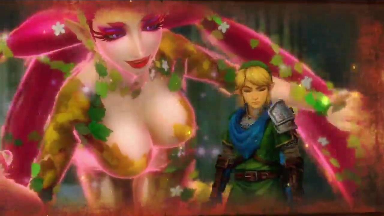 Hyrule Warriors E3 2014 Breakdown Zelda Dungeon