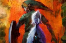 Skyward Sword First Art