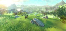 Zelda Wii U World