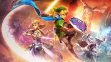 Hyrule-Warriors-Art-Book