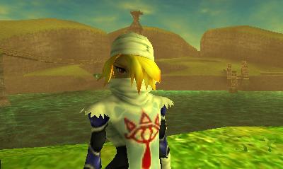The Best Legend of Zelda Sheik