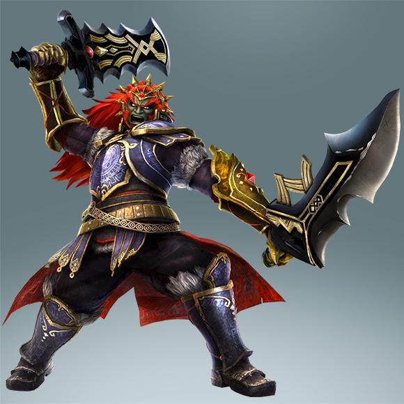 Hyrule Warriors Ganondorf And The Great Sword Trailer