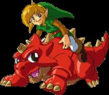 Link and Dimitri
