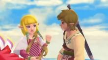 Link and Zelda SS