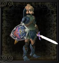 Link_Wearing_Zora_Armor