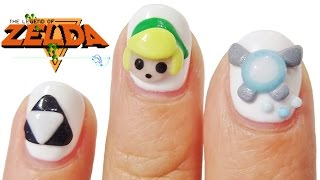 Zelda Fans Are Always Coming Up With Creative Ways To Wear Their Favorite Franchise On Sleeves But How About Wearing It Nails
