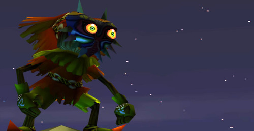 Majoras Mask Should Terrify You And This Is Why Zelda Dungeon