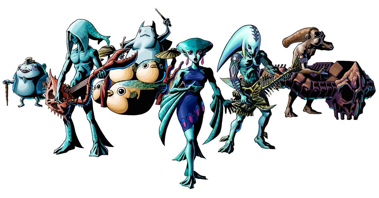Brand New Majora's Mask Official Artwork – Zelda Dungeon