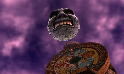 The Legend of Zelda Majora's Mask 3D Moon