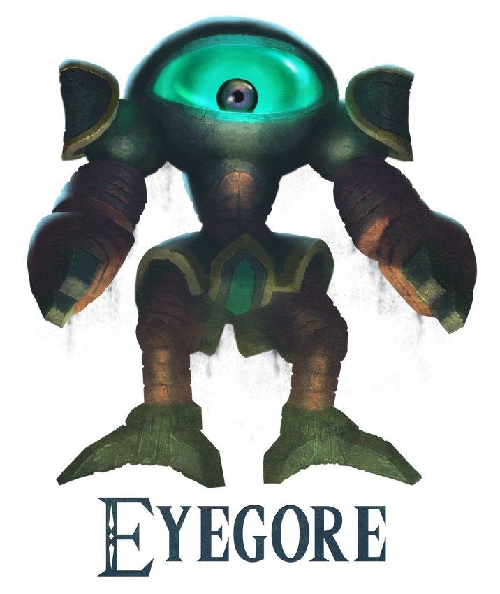 Eyegore