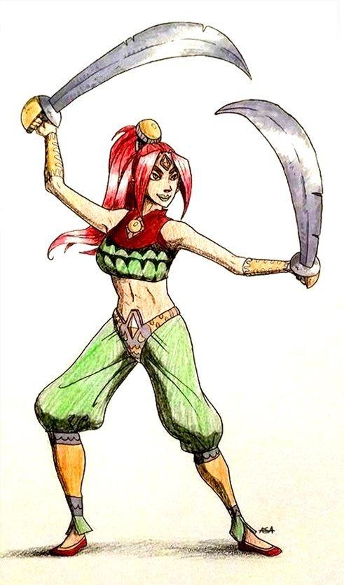 Gerudo-Pirate