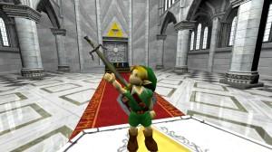 Link's Ghirahim Sword