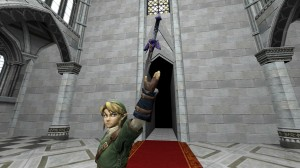 Link's Short Arm