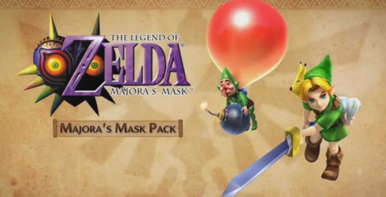 Tingle And Young Link Confirmed For Hyrule Warriors Dlc On February 5th Zelda Dungeon