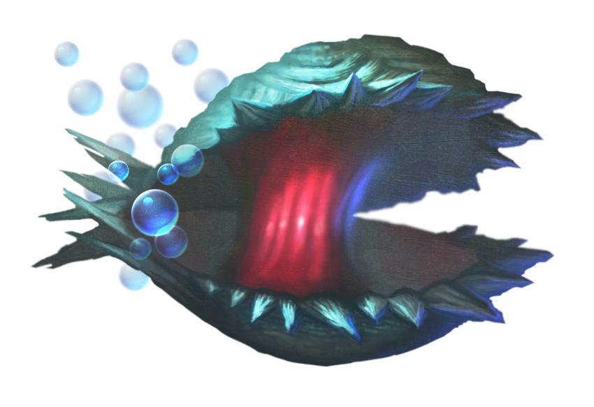 Shell-Blade