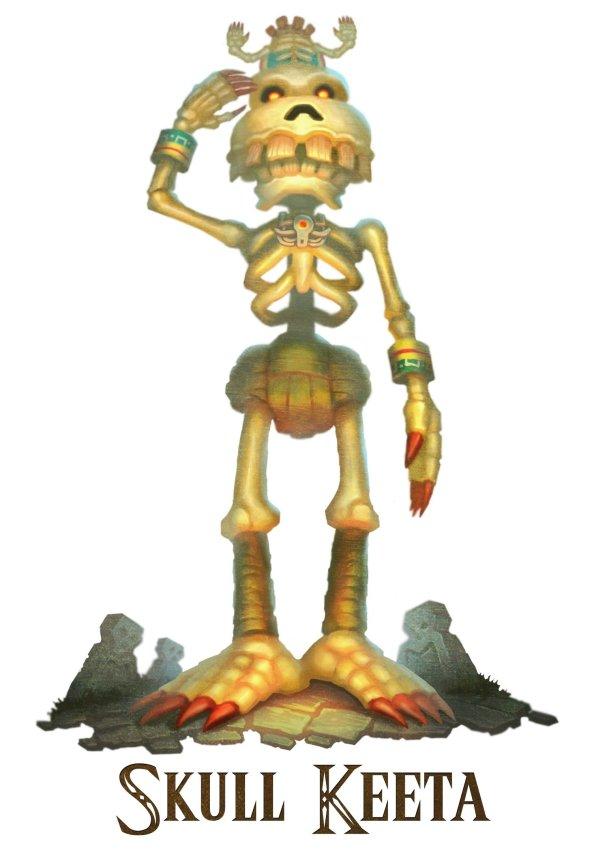 Skull-Keeta