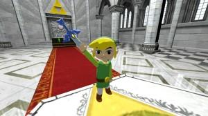 Toon Link Master Sword