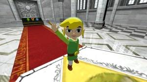 Toon Link Sword